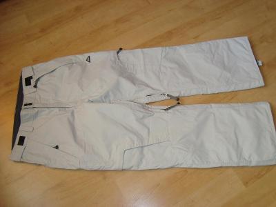 PULIP mírně vyteplene sportovní kalhoty Vel L pas 90