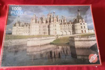 Puzzle 1000ks/680x440 mm...(9821)