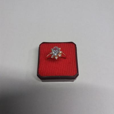 Zlatý prsten Au  583  , 3,30 g, punc