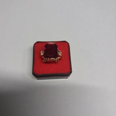 Zlatý prsten Au  585   9,39 g