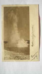 Kriegsmarine K.u.K. - Fr. Ferdinand lodní pošta razítko
