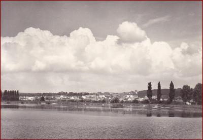 Slavkov u Brna * rybník, část města * Vyškov * V533