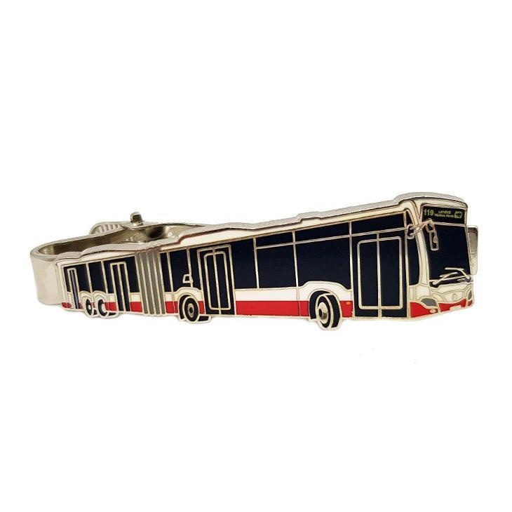 Kravatová spona autobus Mercedes-Benz CapaCity L - Ostatní