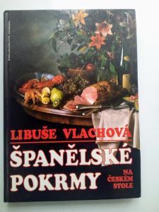 Španělské pokrmy-Libuše Vlachová