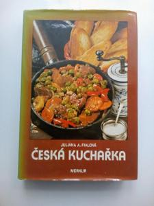 Česká kuchařka-Merkur 1983