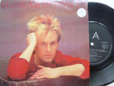 SP HOWARD JONES - Pearl In The Shell / Law Of The Jungle WEA 1984