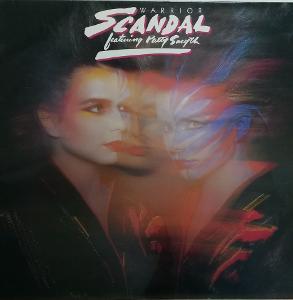 LP Scandal Featuring Patty Smyth - Warrior, 1984 EX