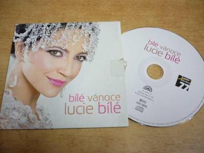 CD LUCIE BÍLÁ / Bílé Vánoce