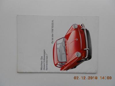 Volkswagen 1500A