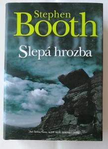 Slepá hrozba - Stephan Booth