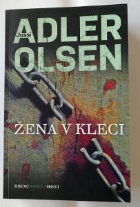 Žena v kleci - Adler Olsen