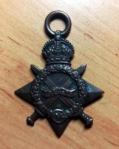 Anglie – 1914 – 1915 – replika