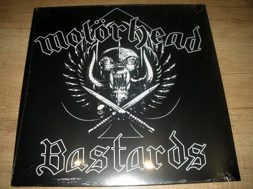 Motörhead – Bastards (1993) - Hudba