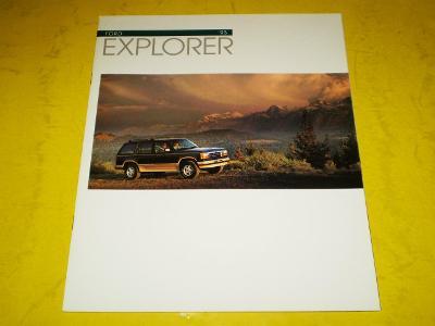 --- Ford Explorer (1993) ----------------------------------------- USA