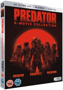 4K UHD kolekce Predátor