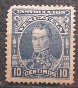 Venezuela 1904 Simón Bolívar, kolkovací Mi# 91 0240