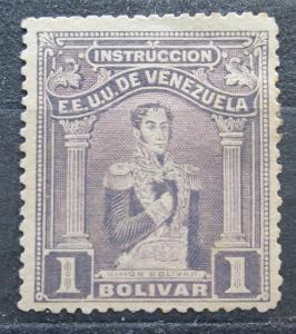 Venezuela 1914 Simón Bolívar, kolkovací Mi# 111 0241