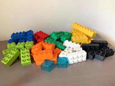 Lego Duplo 6176 - set kostek 80ks