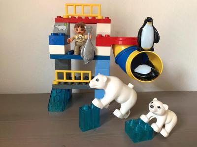 Lego Duplo 5633 - Polární ZOO