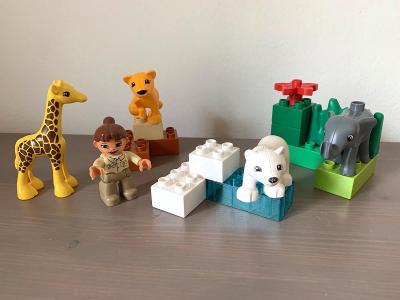 LEGO DUPLO 4962 - Baby ZOO