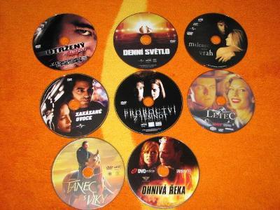 FILMY NA DVD MIX 8 KS !!