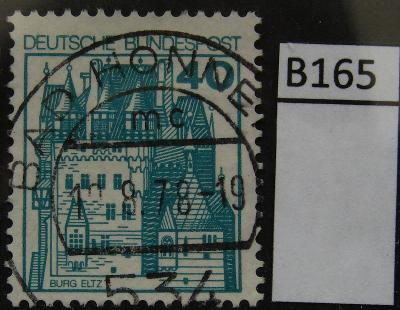B165 Německo na doplnění