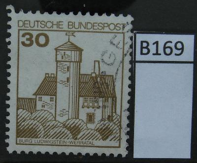 B169 Německo na doplnění