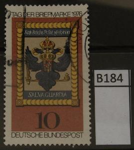 B184 Německo na doplnění
