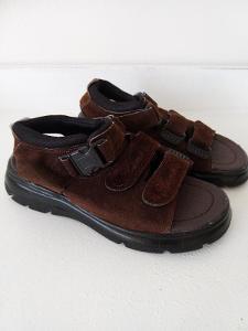 Chlapecké páskové boty vel.37