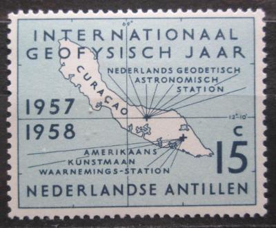 Nizozemské Antily 1957 Ostrov Curacao Mi# 65 0249