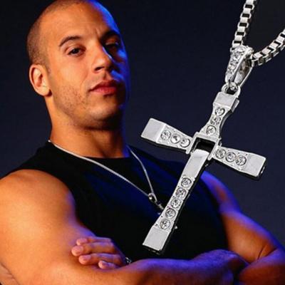 Křížek + řetizek  Toretto - Rychle a zběsile Vin Diesel