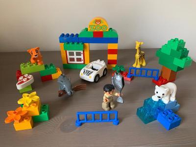 Lego Duplo 6136 - Moje první ZOO