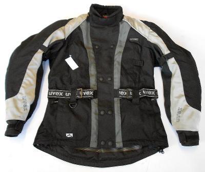Textilní bunda LIVEX vel. S - chrániče - odep. termovložka