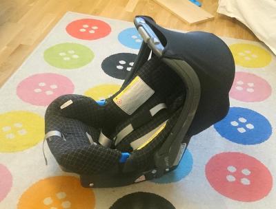 Autosedačka Britax Römer Baby Safe plus SHR