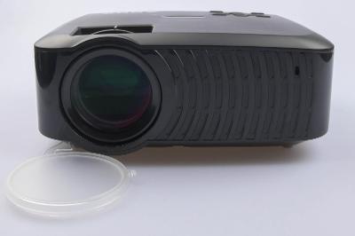 ABOX A2 přenosný / HDMI VGA USB video projektor // aukce OD 1 KČ