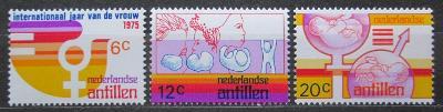 Nizozemské Antily 1975 Mezinárodní rok žen Mi# 304-06 0264