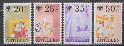 Nizozemské Antily 1979 Mezinárodní rok dětí Mi# 401-04 0283