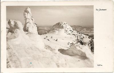 JAVOR - vrchol - Železná Ruda - Šumava - Klatovy