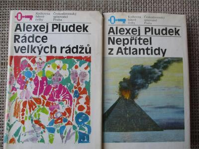 Pludek Alexej 2x- Nepřítel z Atlantidy & Rádce velkých rádžů
