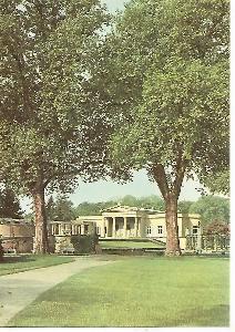 Potsdam, zámek Sansoucci, zámek Charlottenhof (Německo) 2-823**