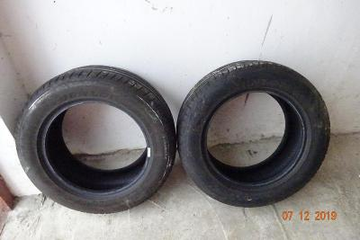 pneu Dunlop 225/55R 16  2 Ks. perfektní stav