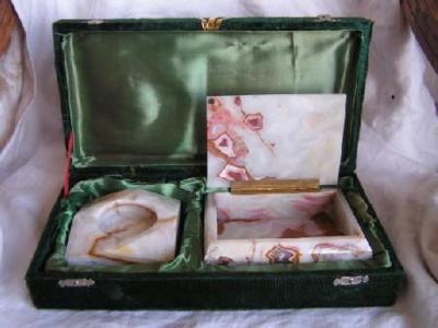 Kazeta pro kuřáka z opálu