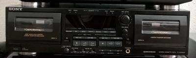 Magnetofon SONY WR665S