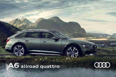 Audi A6 Allroad Quattro model 2020 prospekt 10 / 2019 AT