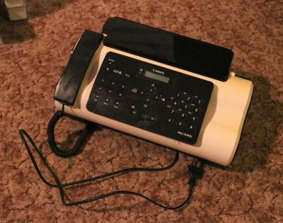 Fax Canon JX200