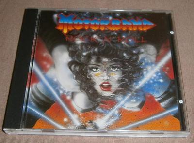 CD - Motorband - Rock 'n' Roll (1994) / (Rarita!) Perfektní stav!