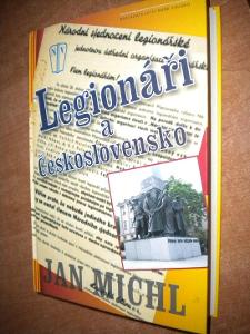 Michl Jan - Legionáři a Československo