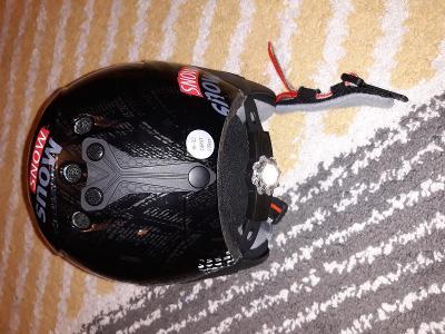 Dětská lyžařská helma Alpina Carat