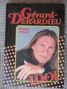 Zurhost Meinolf - Gérard Depardieu Idol (1.vydání)