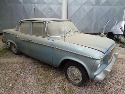 Studebaker Lark VI r.v.: 1960 2,8L  125 kW